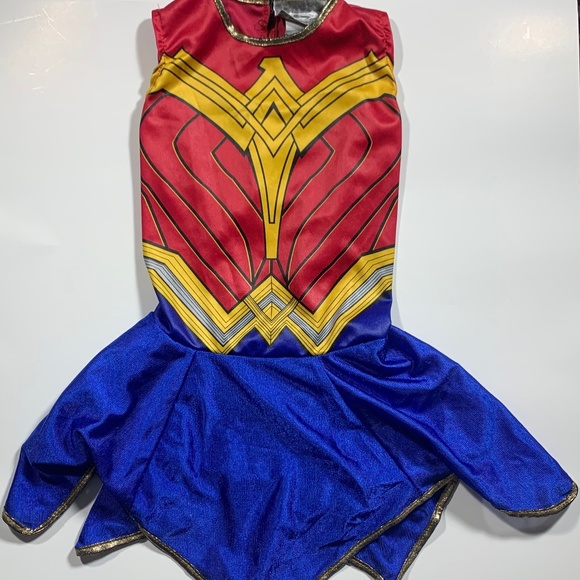 Dawn of Justice Wonder Woman Girls Costume S